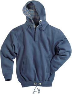 TRI MOUNTAIN Trailblazer Hooded Pullover Fleece