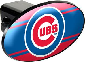 MLB Chicago Cubs Trailer Hitch Cover