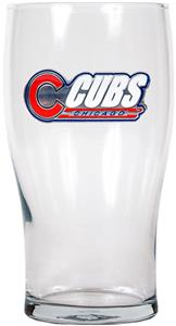 MLB Chicago Cubs 20oz Pub Glass