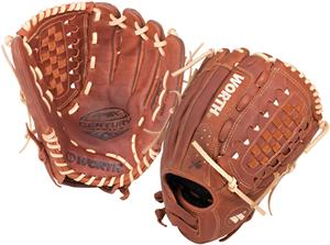 "Worth Century Series 12.5"" Softball Gloves"