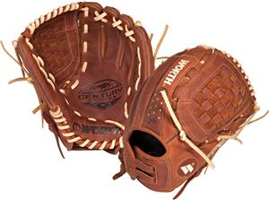 "Worth Century Series 12"" Softball Gloves"