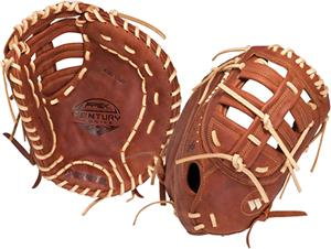 "Worth Century Series 12.5"" FB Softball Mitts"
