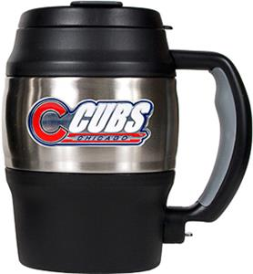 MLB Chicago Cubs 20oz Stainless Steel Mini Jug