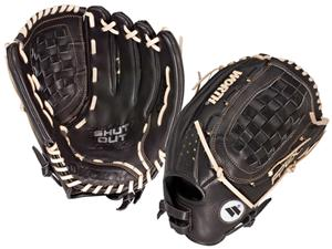 "Worth FPEX Shut Out Series 13"" Softball Gloves"