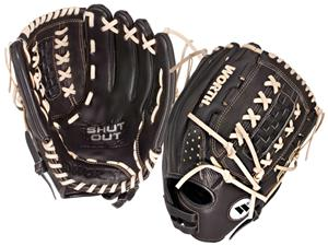 "Worth FPEX Shut Out Series 12.5"" Softball Gloves"