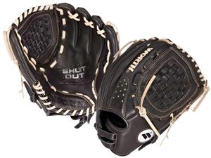 "Worth FPEX Shut Out Series 11.75"" Softball Gloves"