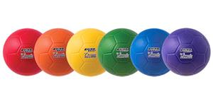 Champion Sports Rhino Skin Soccer Ball Set of 6