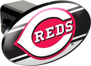 MLB Cincinnati Reds Trailer Hitch Cover