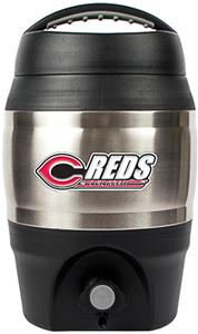 MLB Cincinnati Reds Tailgate Jug Push Button Spout
