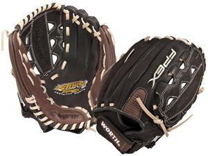 "Worth FPEX Storm Series 12"" Softball Gloves"