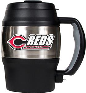 MLB Cincinnati Reds 20oz Stainless Steel Mini Jug