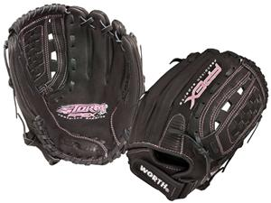 "Worth FPEX Storm Series 11.5"" Softball Gloves"