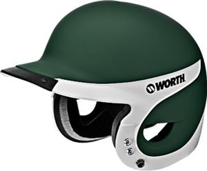 Worth Liberty Away Batter's Helmets