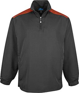 TRI MOUNTAIN Parkview 1/4 Zip Windshirt