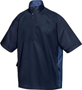 TRI MOUNTAIN Icon 1/2 Zip Short Sleeve Windshirt