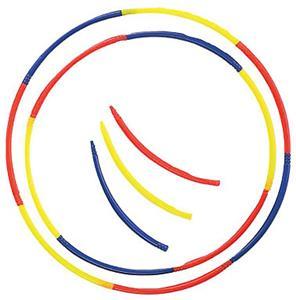 Champion Sports Segmented Hula Hoops (120 pcs)