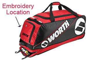 Worth Brigade Baseball / Softball Player Bags