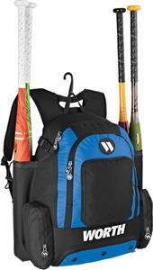 Worth Comrade Baseball / Softball Player Backpacks