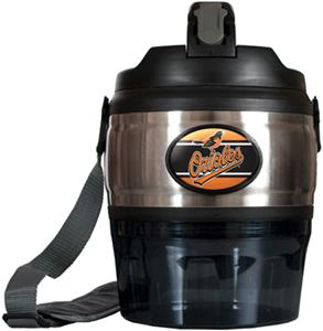 MLB Baltimore Orioles 80oz. Grub Jug