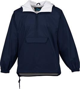 TRI MOUNTAIN Alumni Jacket in a Pouch Pullover