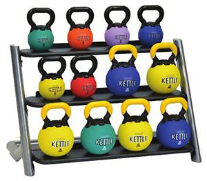 Champion Sports Kettle Bell Rack