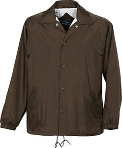 TRI MOUNTAIN Coach Taffeta Nylon Woven Jacket