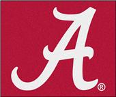 Fan Mats University of Alabama 'A' Tailgater Mat