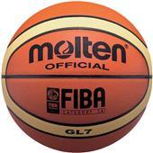 Molten FIBA Official Size 7 & 6 Leather Basketball