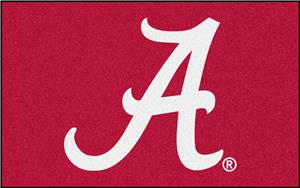 Fan Mats University of Alabama 'A' Ulti-Mat