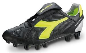 Diadora DD-Eleven GX 14 Soccer Cleats - Black