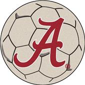 Fan Mats University of Alabama 'A' Soccer Ball Mat