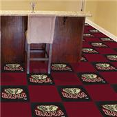 Fan Mats University of Alabama Team Carpet Tiles
