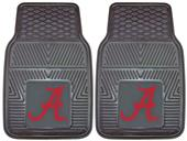 Fan Mats Univ of Alabama Vinyl Car Mats (set)