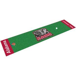 Fan Mats University of Alabama Putting Green Mat