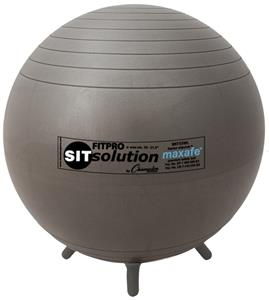 Champion Maxafe Sitsolution Ball w/ Stability Legs