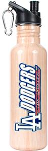 MLB Los Angeles Dodgers Baseball Bat Water Bottle