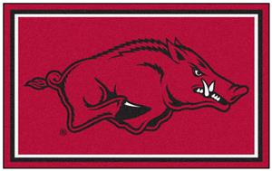Fan Mats University of Arkansas 4x6 Rug