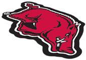 Fan Mats University of Arkansas Mascot Mat