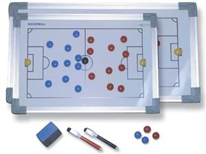 Dry Erase Magnetic Soccer Coach Boards