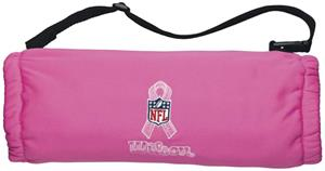 Wilson Football Cancer Aware Pink Hand Warmer