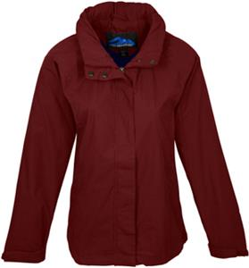 TRI MOUNTAIN Women's Landscape Hooded Jacket