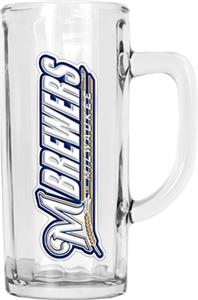MLB Milwaukee Brewers 22oz Optic Tankard