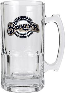 MLB Milwaukee Brewers 1 Liter Macho Mug