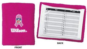 Wilson Pink Cancer Awareness Wrist Coach-SALE