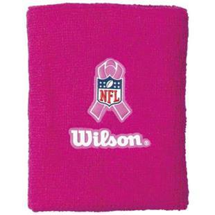 Wilson Pink Cancer Awareness Wrist Coach