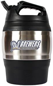 MLB Milwaukee Brewers Sport Jug w/Folding Spout