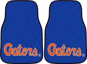 Fan Mats Florida Gators Carpet Car Mats