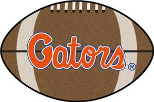 Fan Mats Florida Gators Football Mat