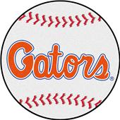 Fan Mats Florida Gators Baseball Mat