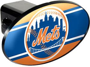 MLB New York Mets Trailer Hitch Cover